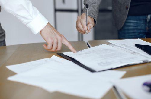 podpisz umowe
